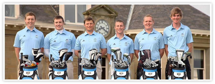 scottish-golfers